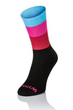 Winaar Pink - Blauw/Roze/Rood/Zwart