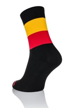 Winaar Belgium - Zwart/Geel/Rood - Belgische Vlag