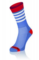 Winaar BRW stripes - Blauw/Rood Met Witte Strepen