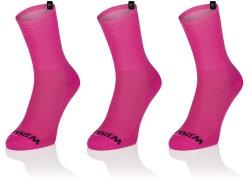3x Winaar Full Pink - Roze