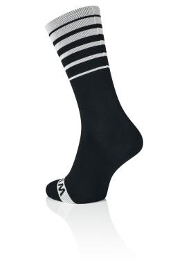 Winaar Merino Grey - Zwart Met Grijze Strepen