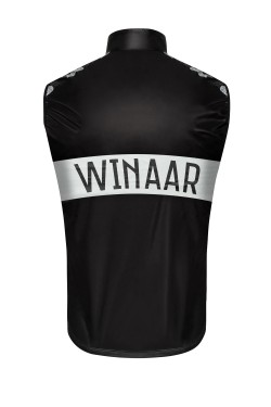 Winaar Superdot Jacket - Heren - Zwart